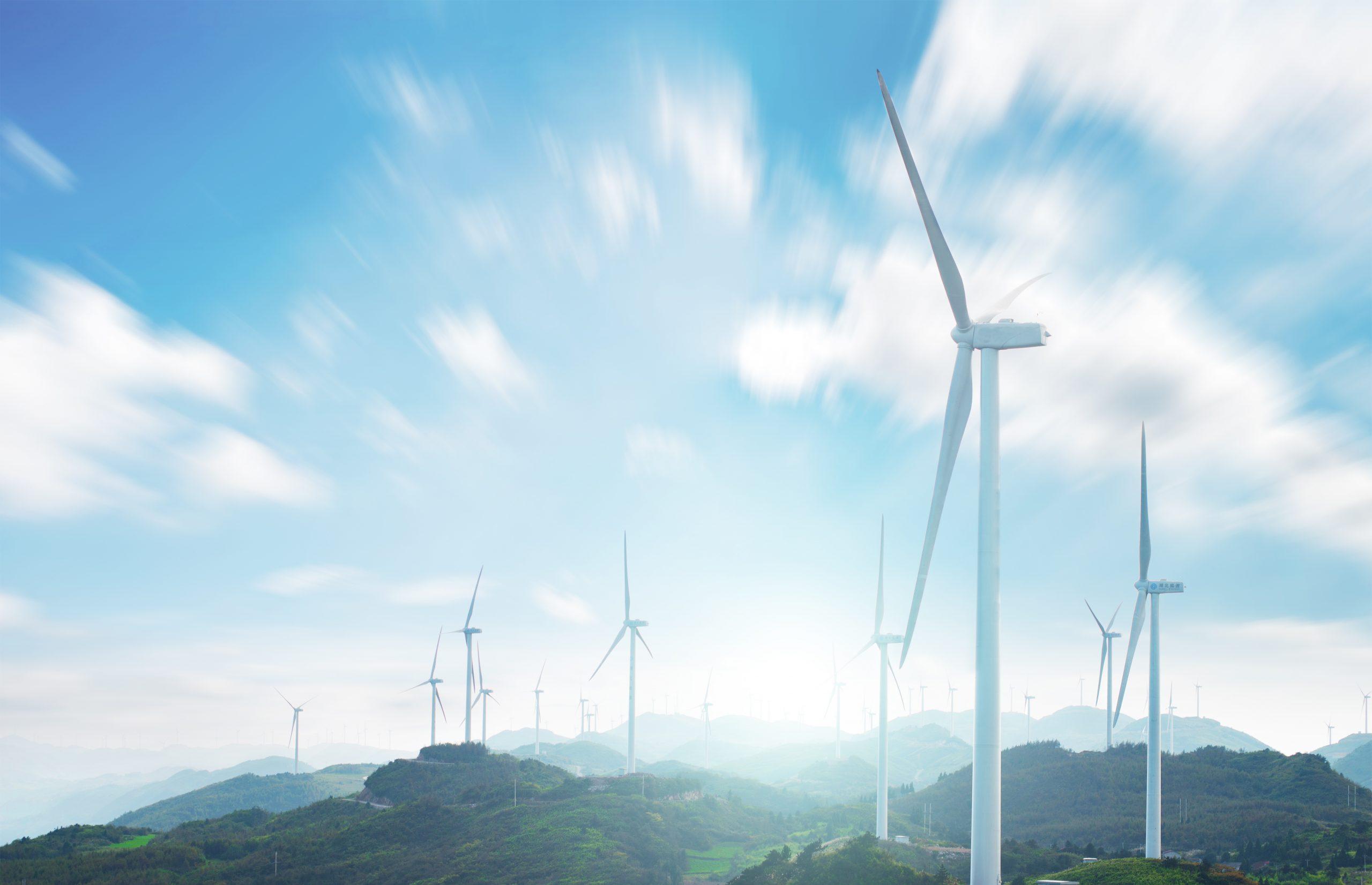 Ilustracija - vjetroelektrana, izvor: onlyyouqj, freepik.com