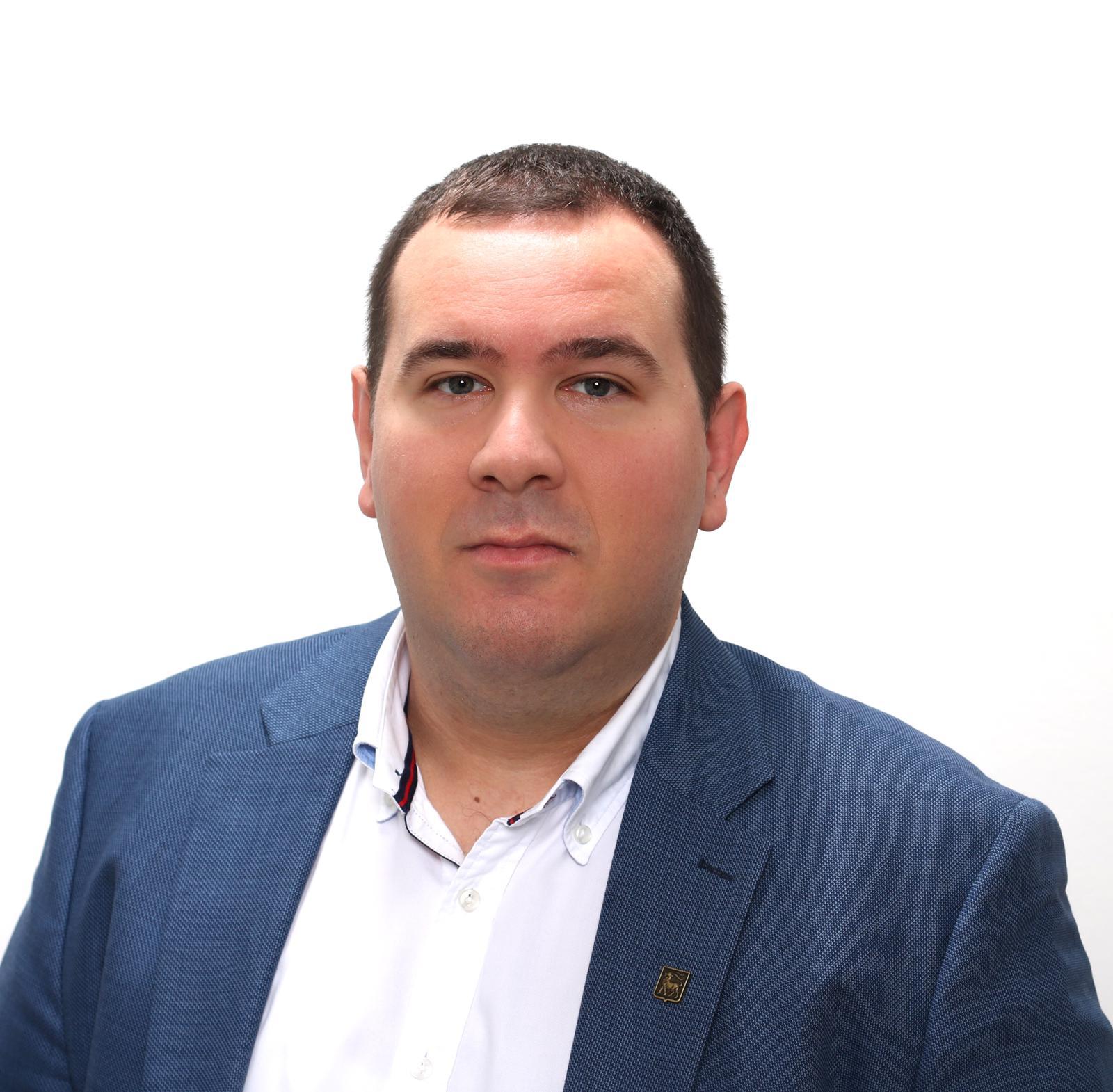 Ivan Lukež - potpredsjednik Demokrata