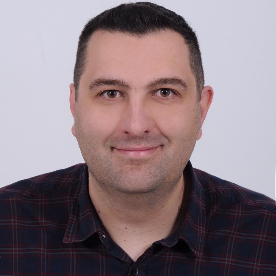 Serđo Popović - politički tajnik Demokrata Istre i član središnjeg odbora Demokrata