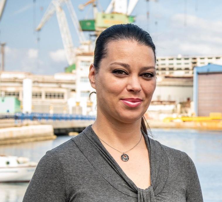 Maja Šarić_predsjednica Demokrati Istre