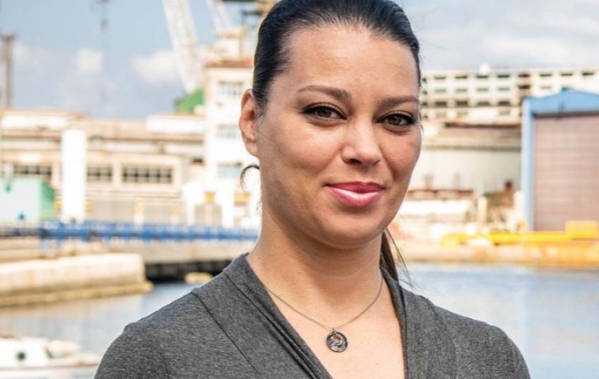 Maja Šarić, predsjednica Demokrati Istre